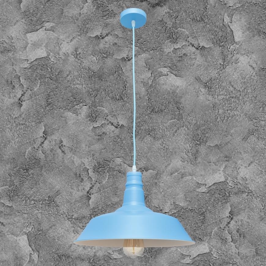 Люстра в стиле лофт 7529520 BLUE