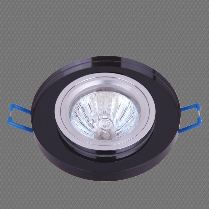 Точечный врезной светильник 705018