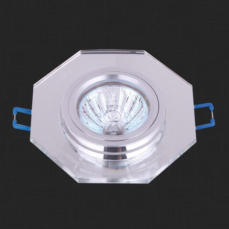 Точечный врезной светильник 705026