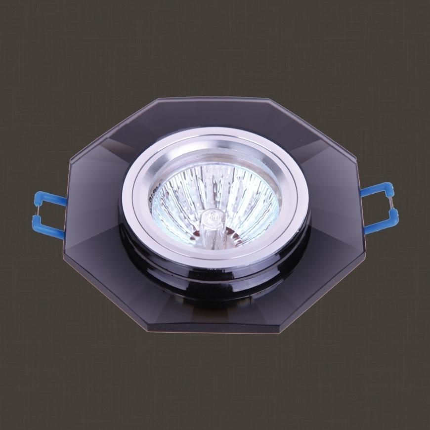 Точечный врезной светильник 705028