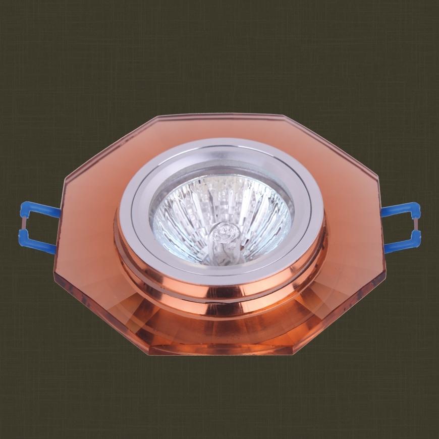 Точечный врезной светильник 705029