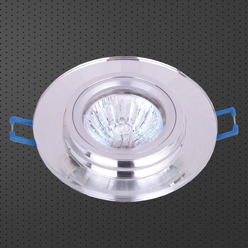 Точечный врезной светильник 705036