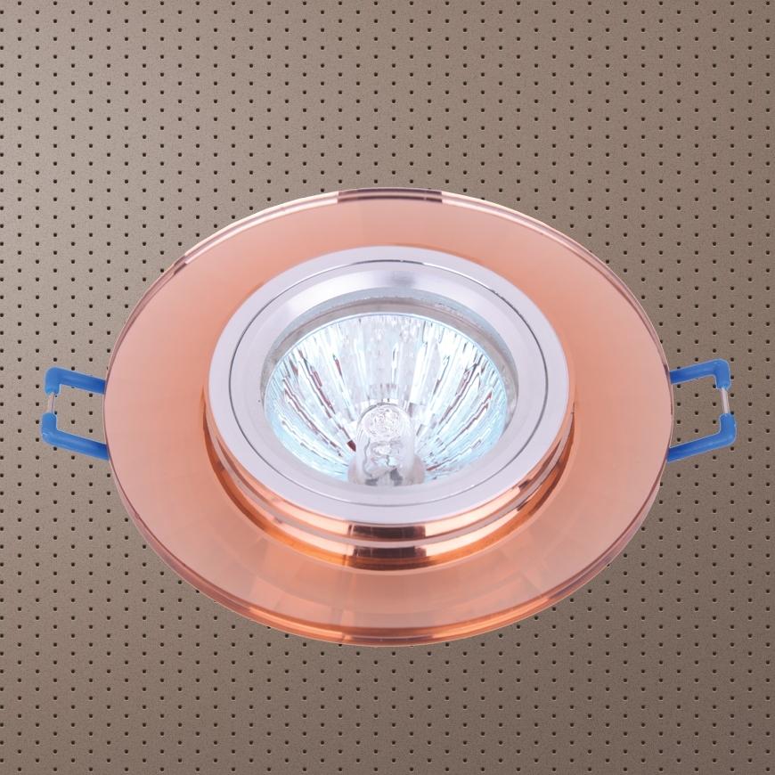 Точечный врезной светильник 705039
