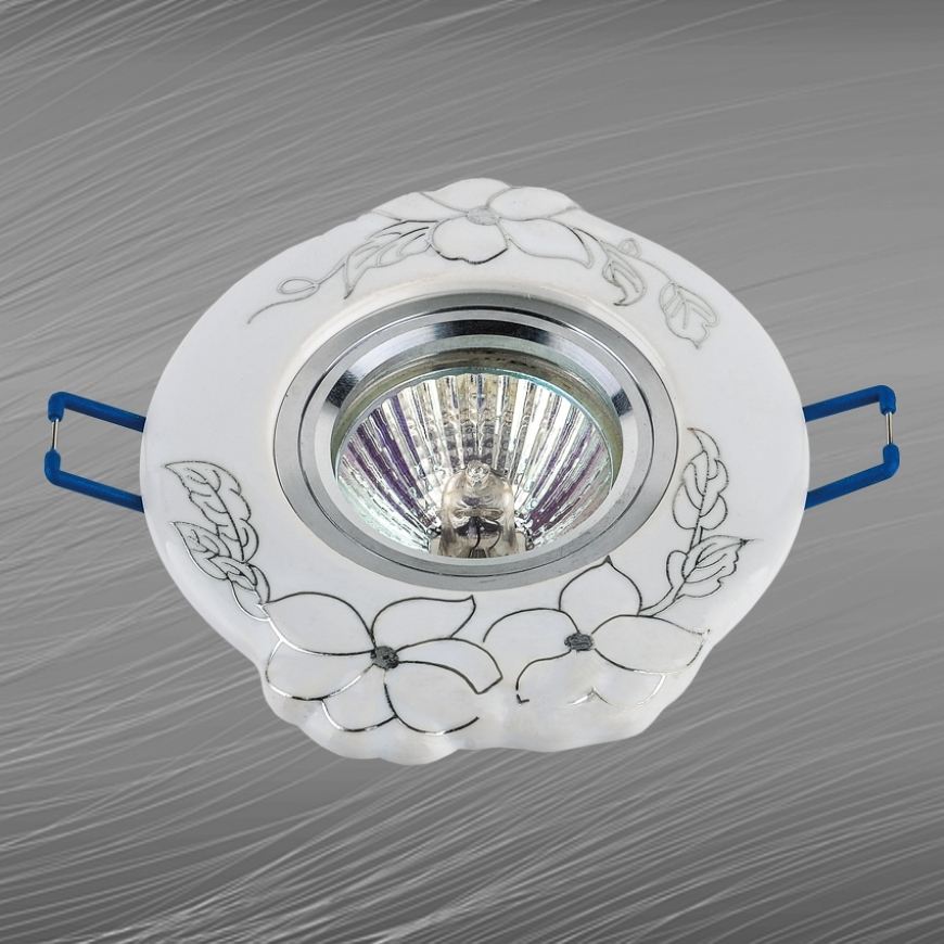 Точечный врезной светильник 70599 CR