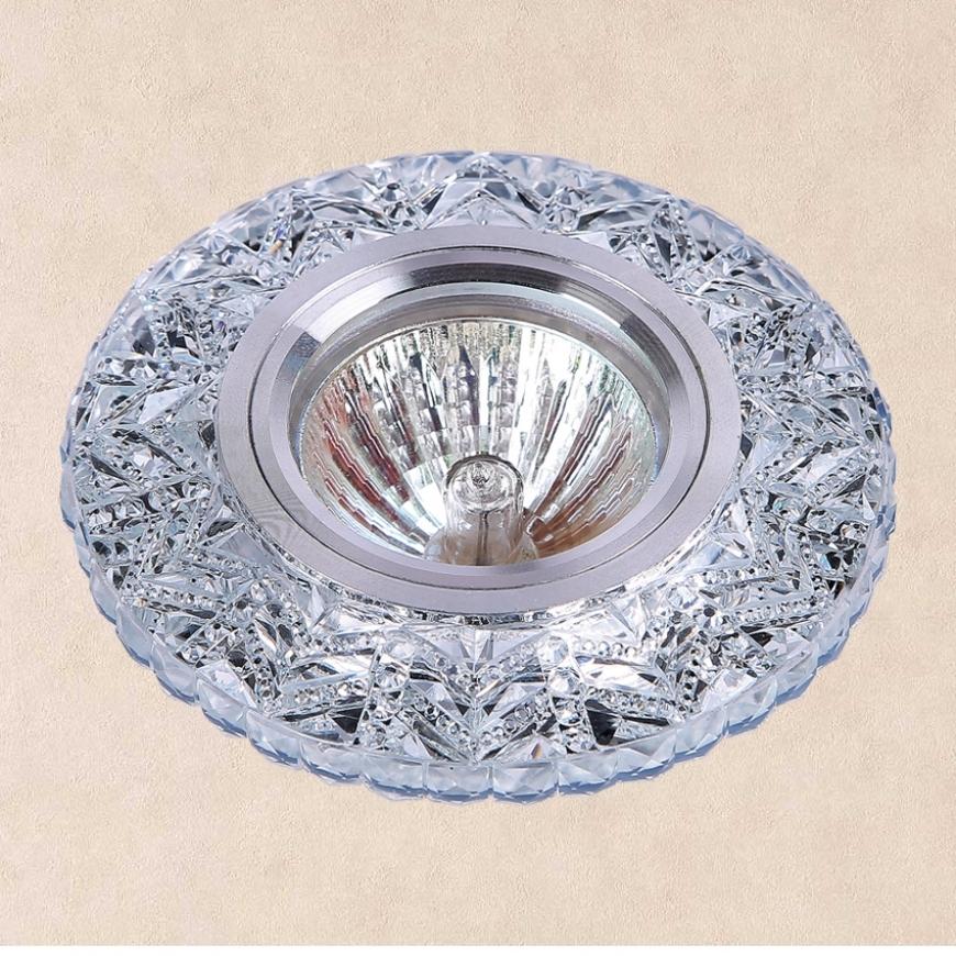 Точечный врезной светильник 705A11