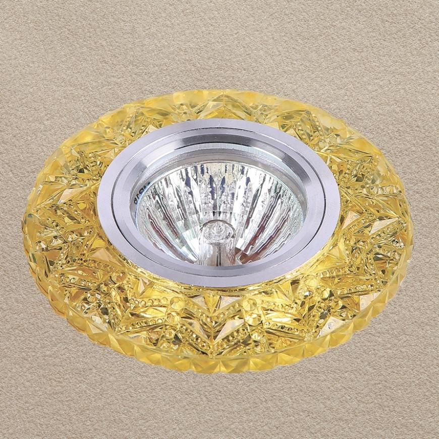 Точечный врезной светильник 705A13