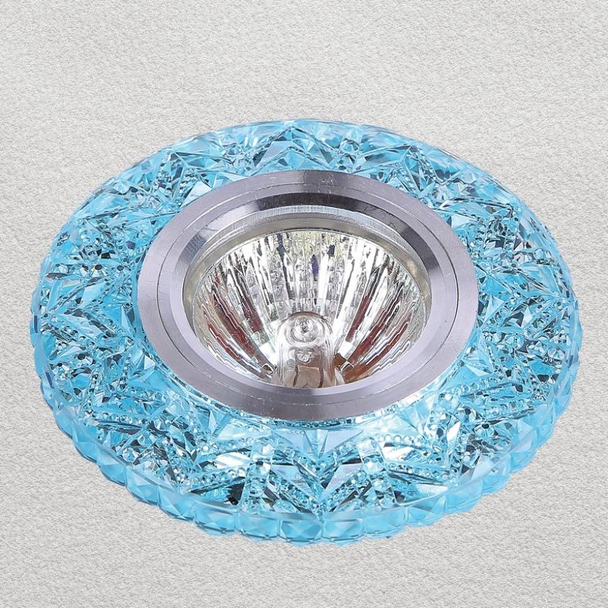 Точечный врезной светильник 705A14