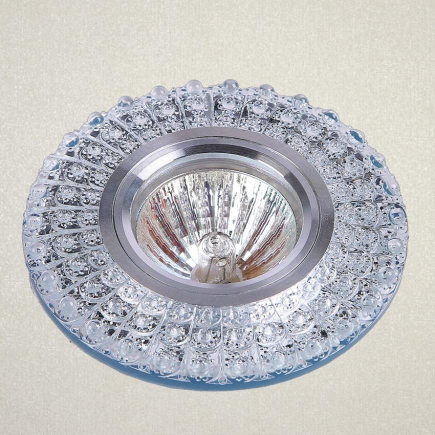 Точечный врезной светильник 705A21