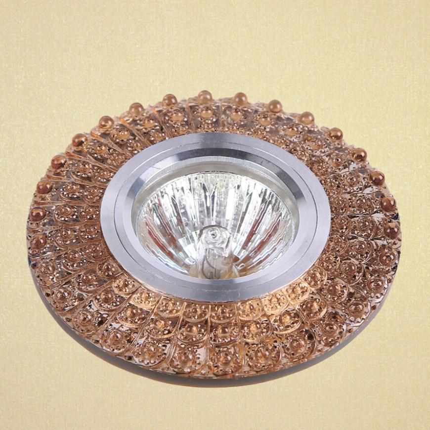 Точечный врезной светильник 705A22
