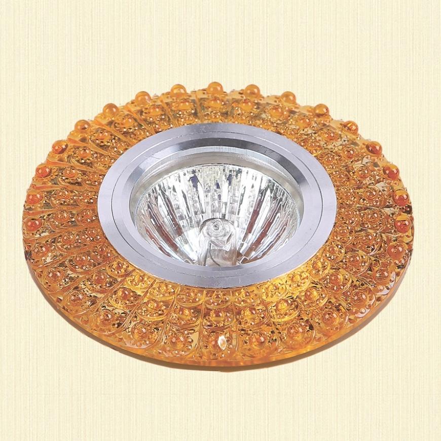 Точечный врезной светильник 705A26