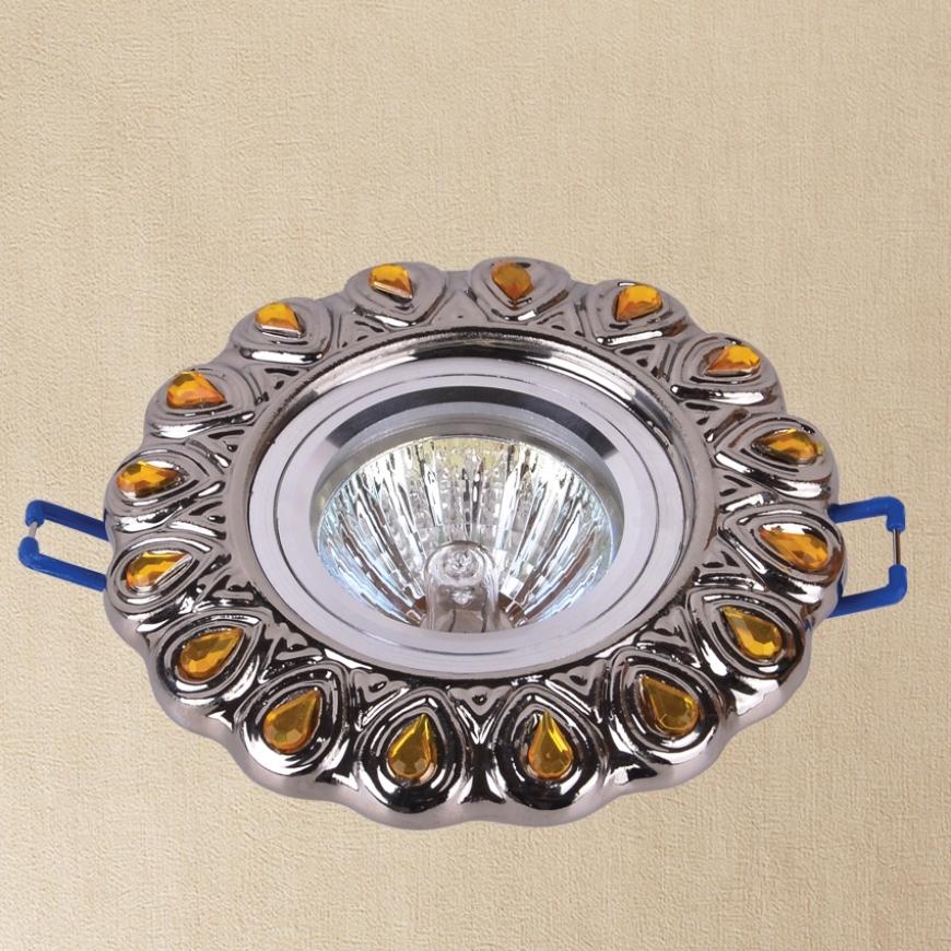 Точечный врезной светильник 705N115