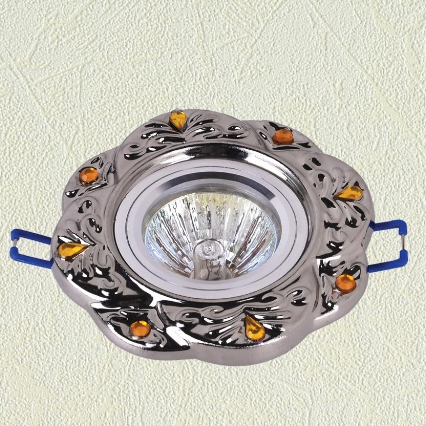 Точечный врезной светильник 705N116