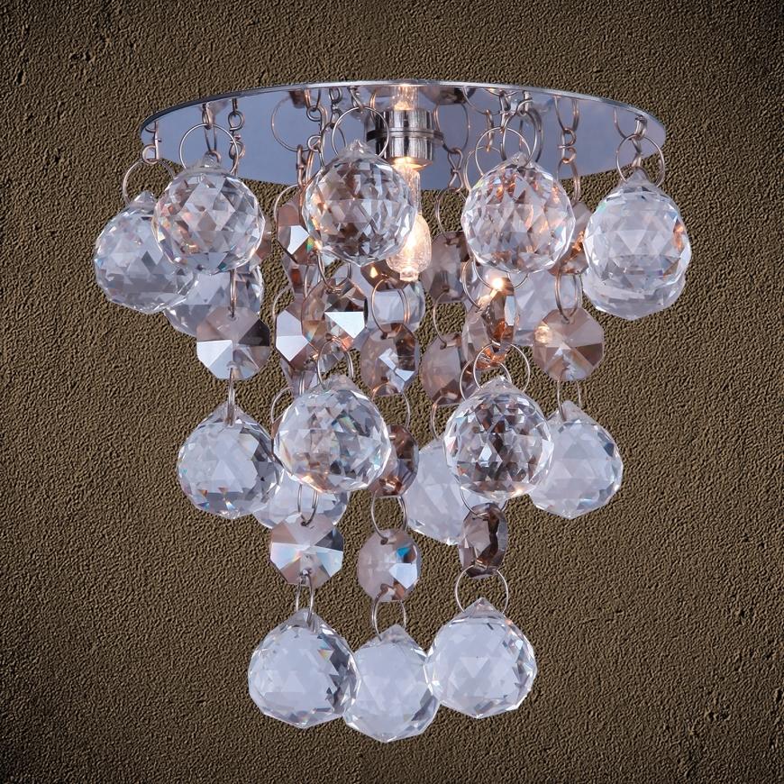 Точечный врезной светильник 712A2075 CH/CHAMP+CL