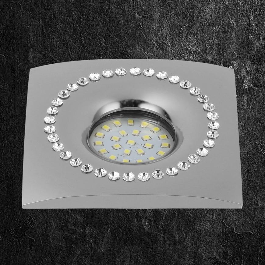 Точечный врезной светильник 716MKD-C26F CH