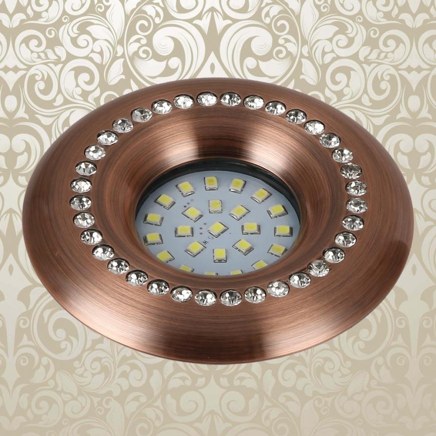 Точечный врезной светильник 716MKD-C26Y GT
