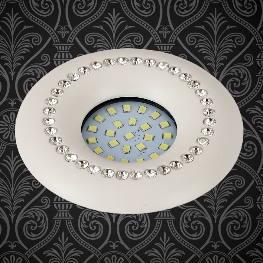 Точечный врезной светильник 716MKD-C26Y WH