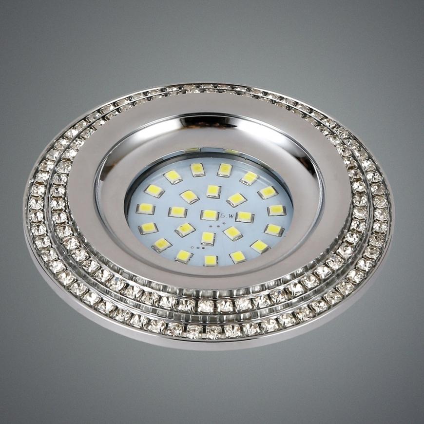 Точечный врезной светильник 716MKD-C28F CH