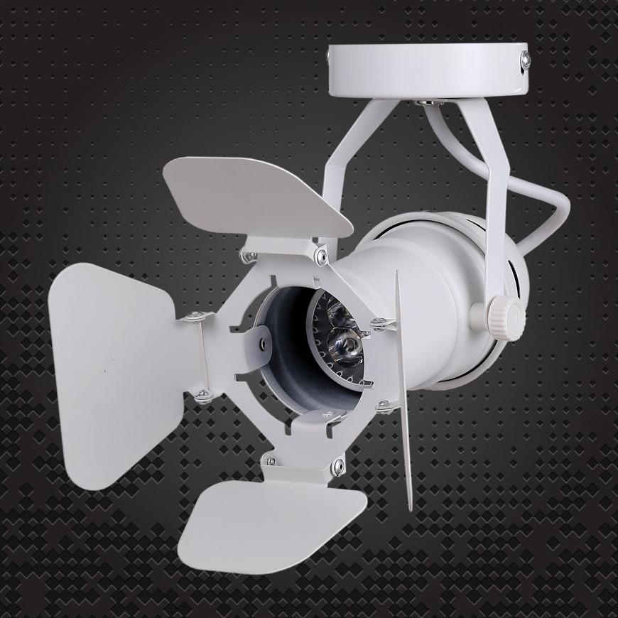 Прожектор в стиле лофт 75228 WH