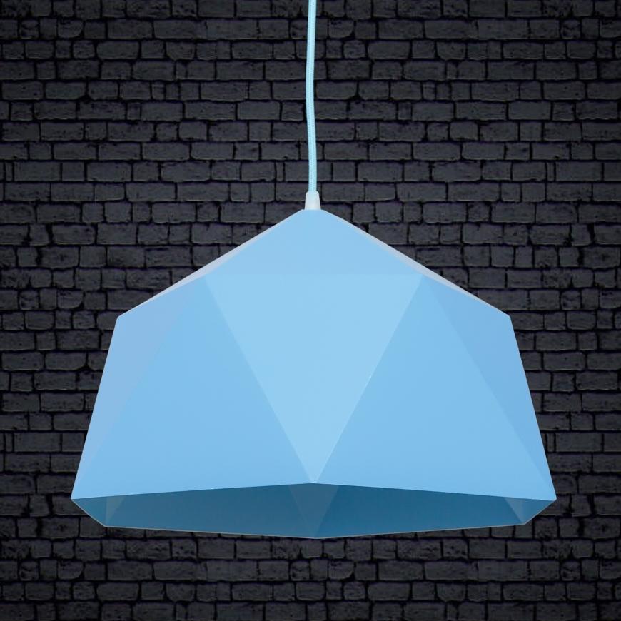 Люстра в стиле лофт 7529521 BLUE