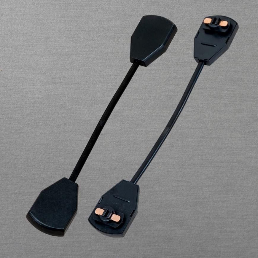 752 соединитель шинопровода (гибкий) черный