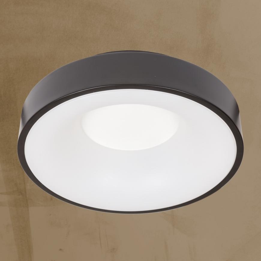 LED люстра 752L56 BK