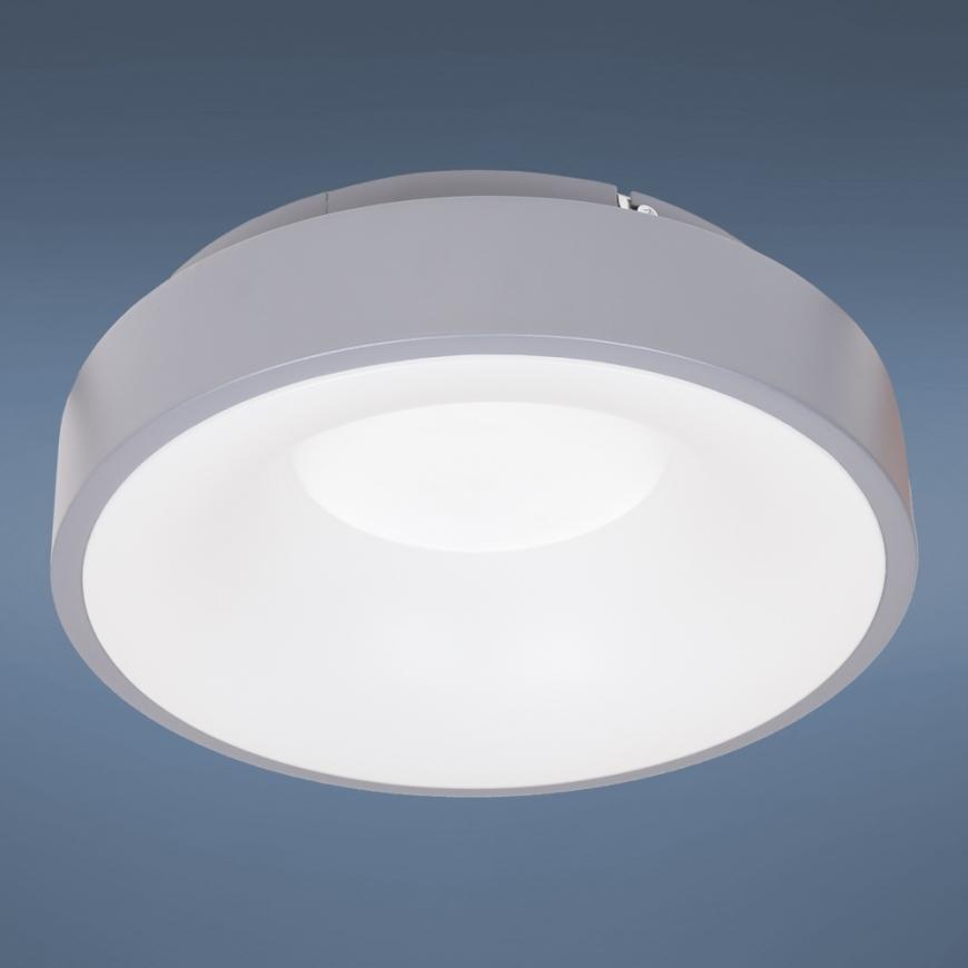LED люстра 752L56 GRAY