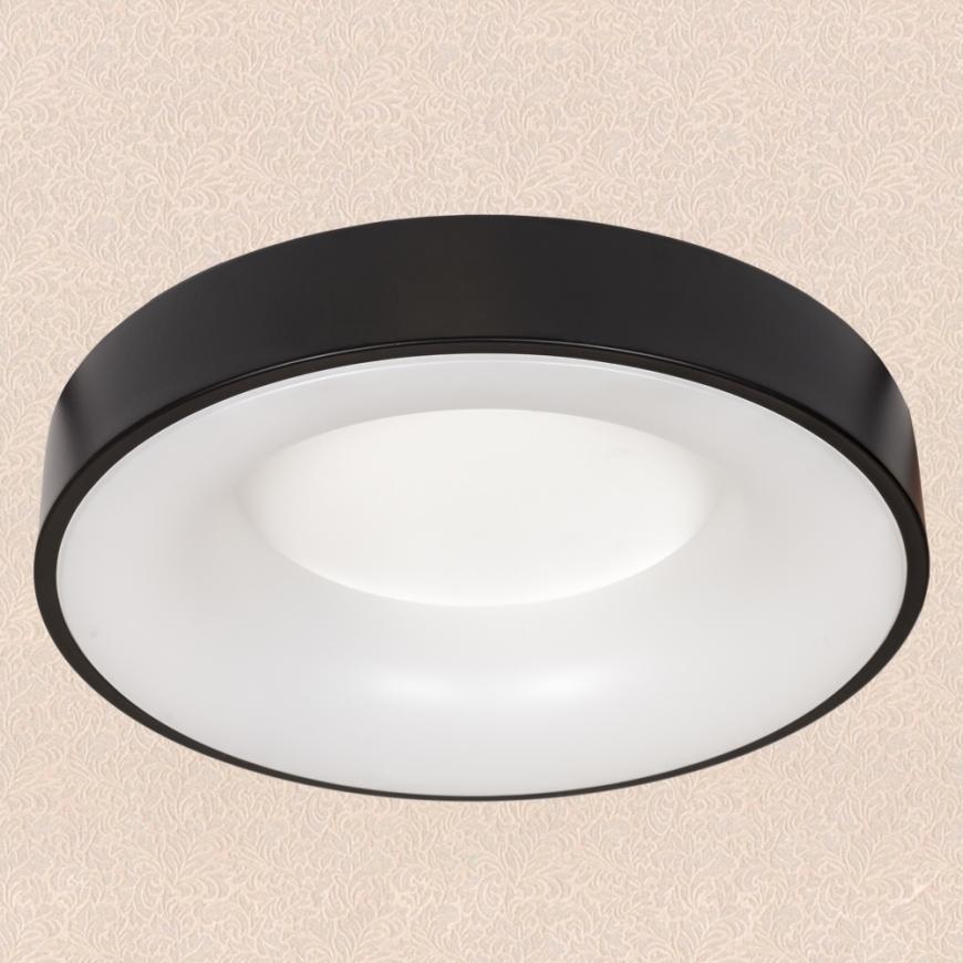 LED люстра 752L57 BK