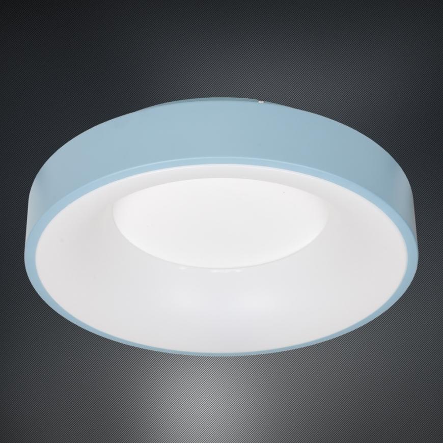 LED люстра 752L57 BLUE