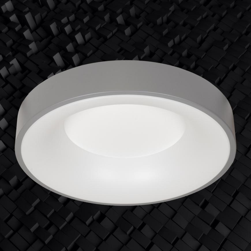 LED люстра 752L57 GRAY
