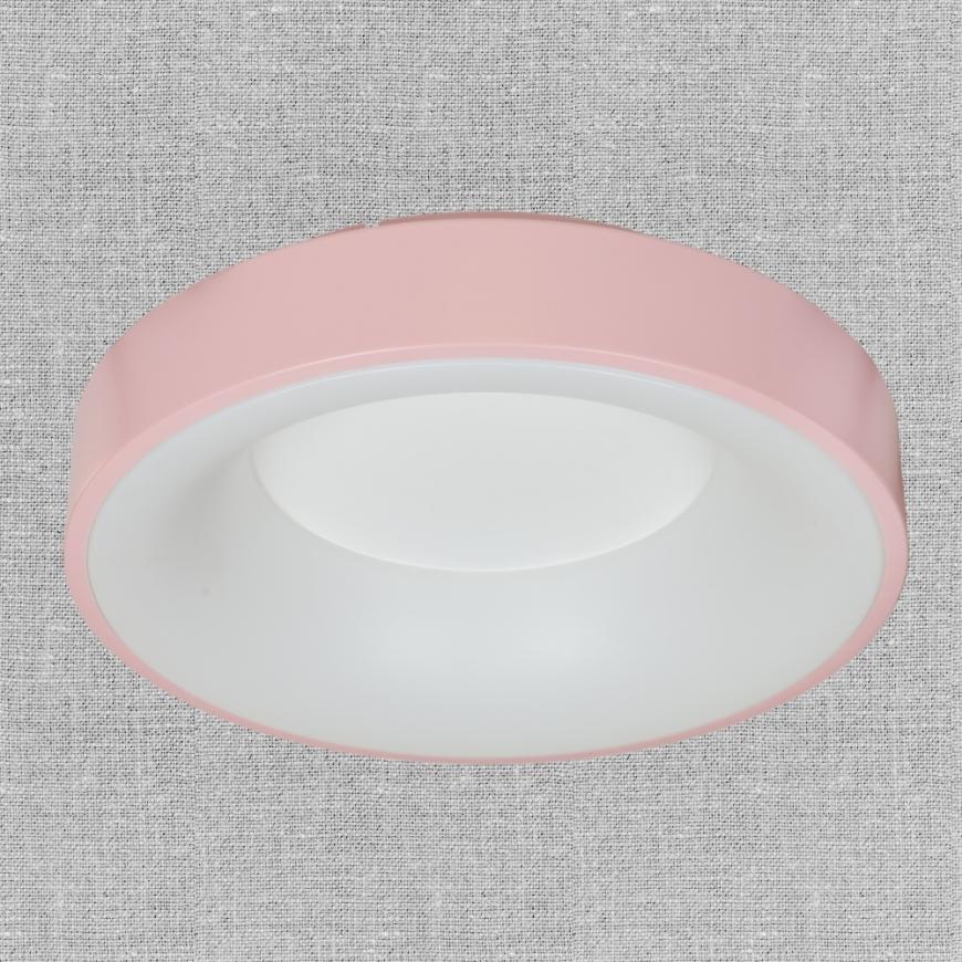 LED люстра 752L57 PINK
