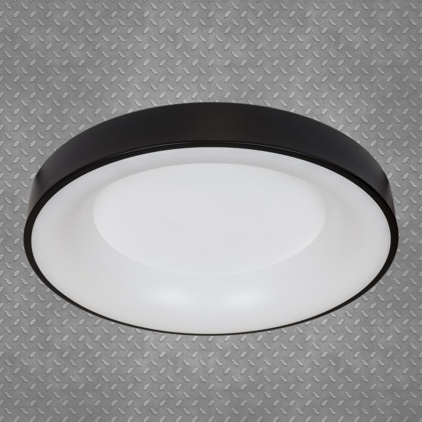 LED люстра 752L58 BK