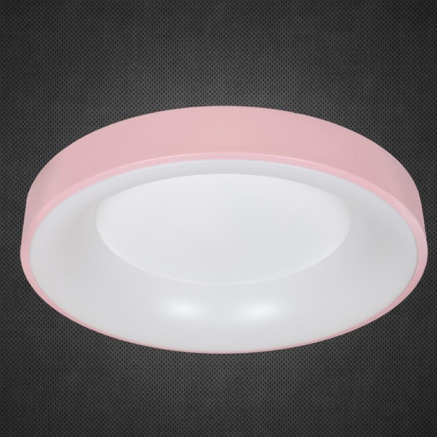 LED люстра 752L58 PINK