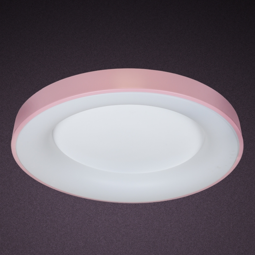LED люстра 752L59 PINK