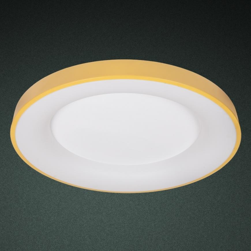 LED люстра 752L59 YELLOW