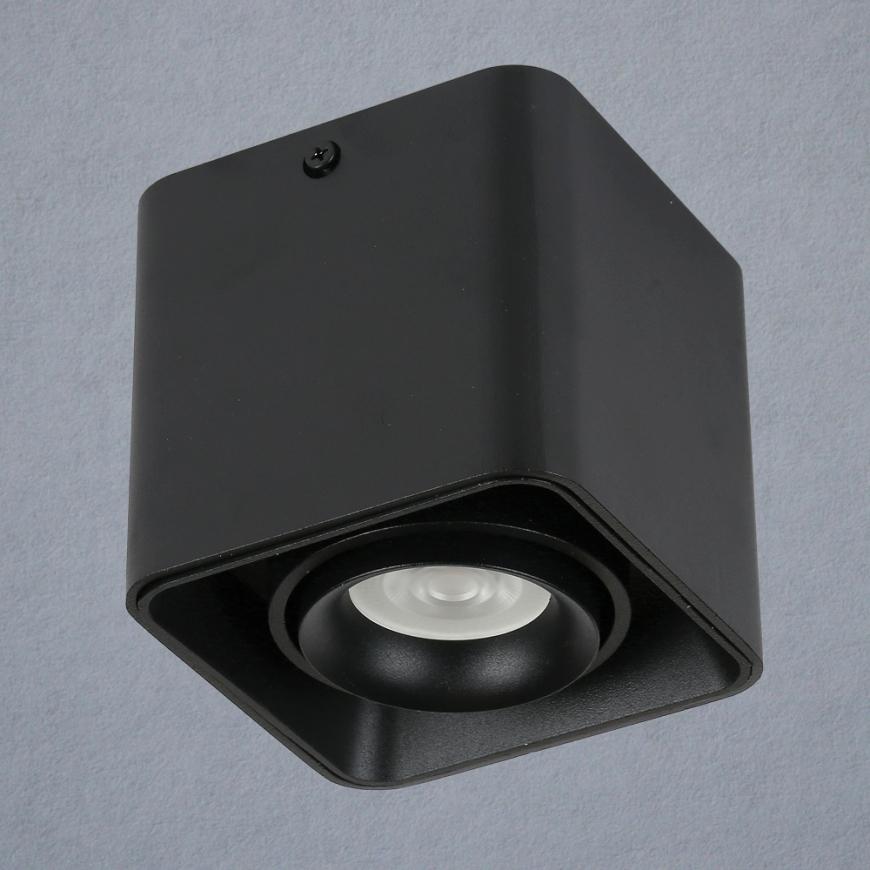 Накладной светильник 9056601 BK