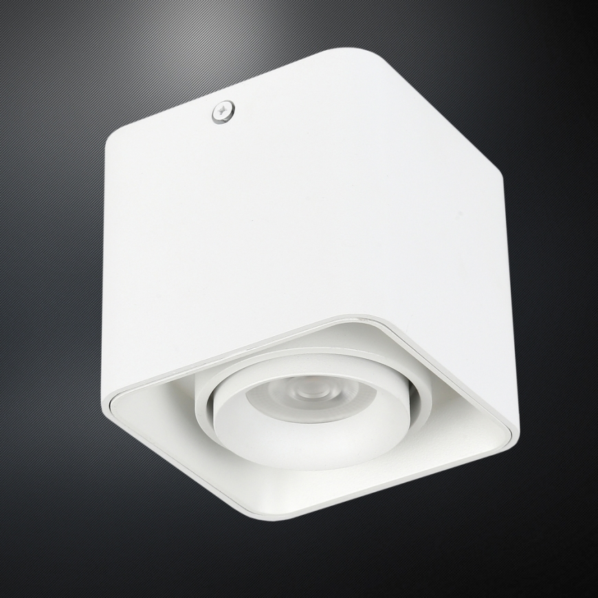 Накладной светильник 9056601 WH