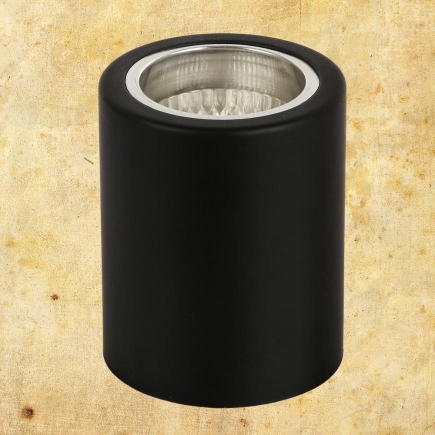 Накладной не поворотный светильник 90625-E27 BK