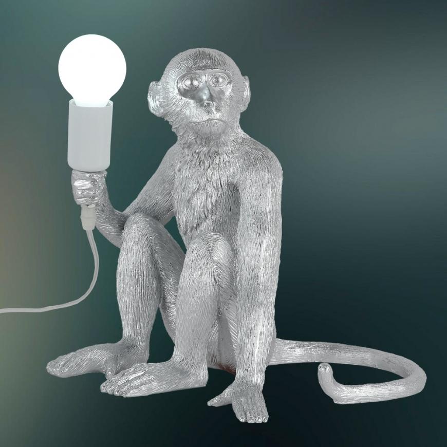 Настольный светильник в стиле лофт 909VXL8051B SL