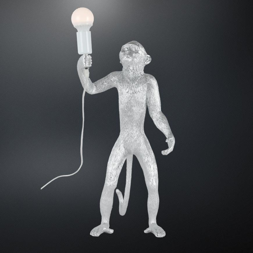 Настольный светильник в стиле лофт 909VXL8051C SL