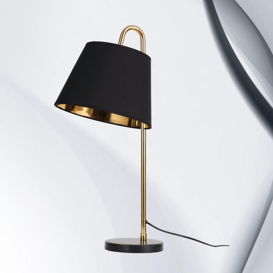 Настольный светильник в стиле модерн 9192089 BK