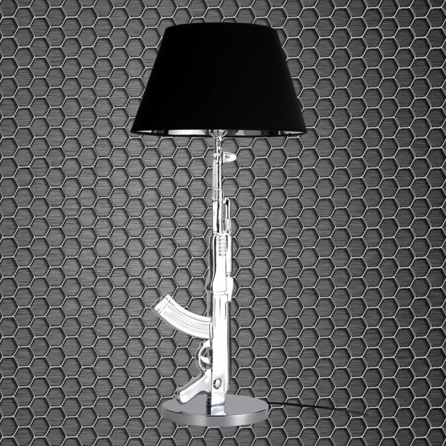 Настольный светильник в стиле модерн 919L6642 CR