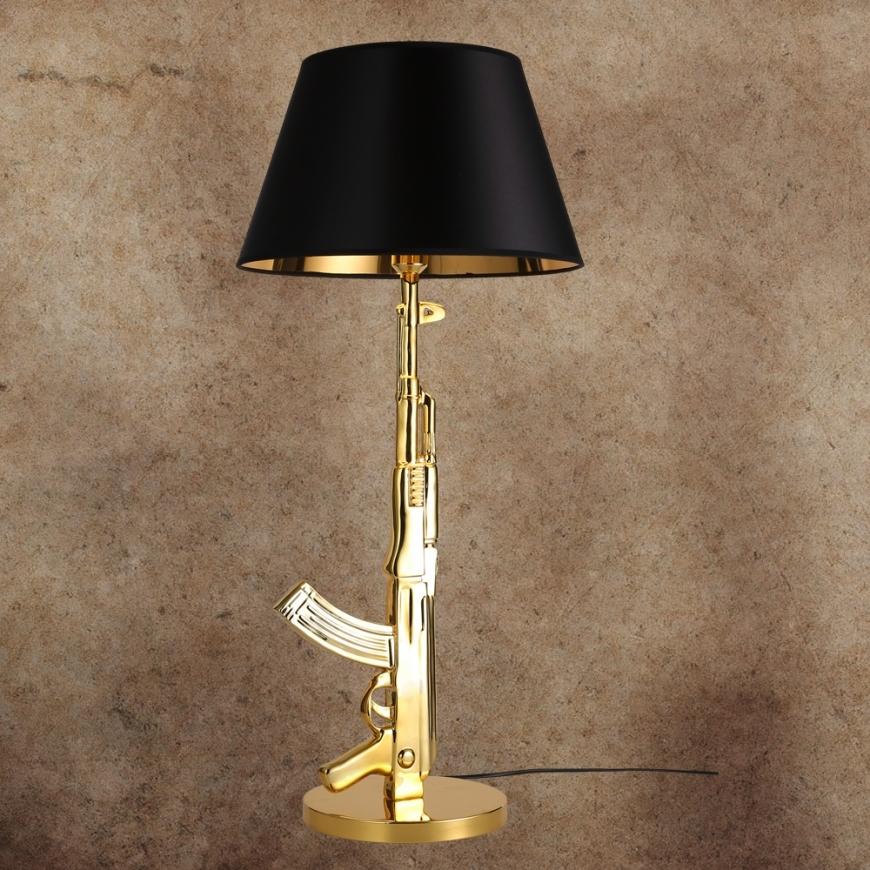 Настольный светильник в стиле модерн 919L6642 GD