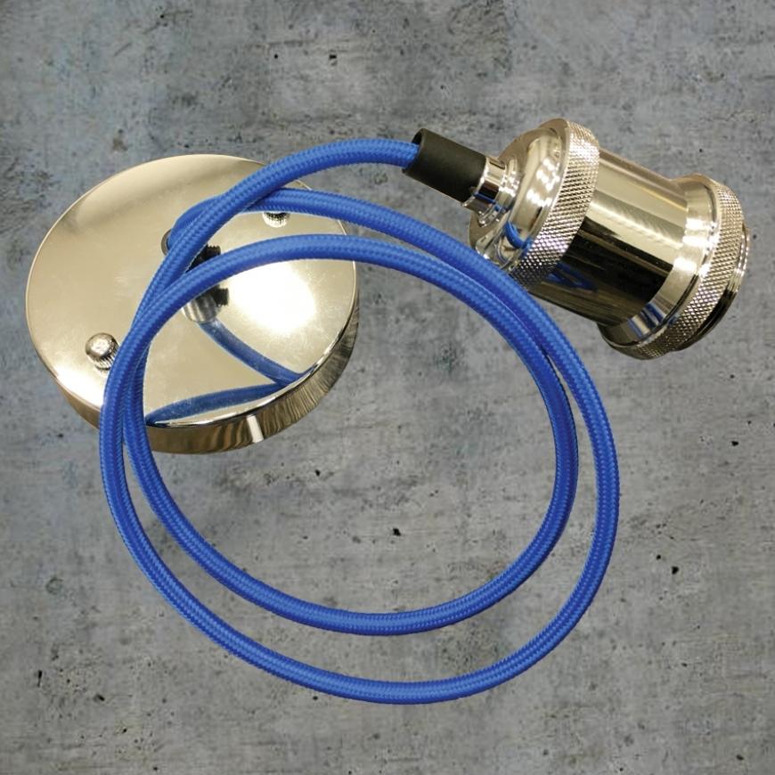 Патрон со шнуром и основанием AMP11004-1