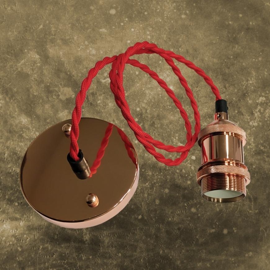 Патрон со шнуром и основанием AMP12005-1