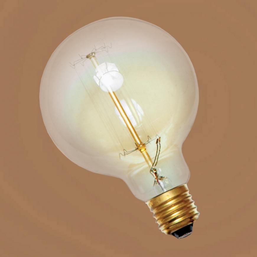 Лампа Эдисона G95 Amber