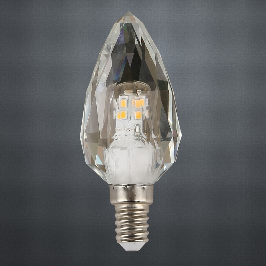 Лампа (new) LED DQ51 E14 4W 2700K